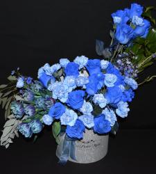 LUSSO SOFFIATTO BLUE