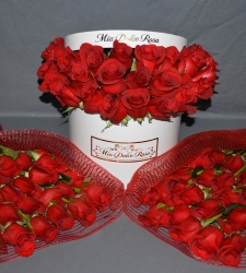 LUSSO SOFFIATTO WITH BOUQUET