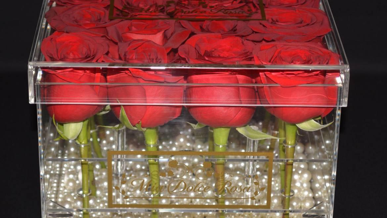 Fresh Flowers Acrylic